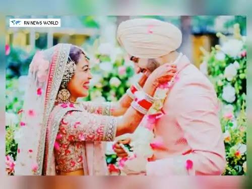 Neha-Kakkar-and-Rohanpreet-Singh-wedding-ceremony-Images