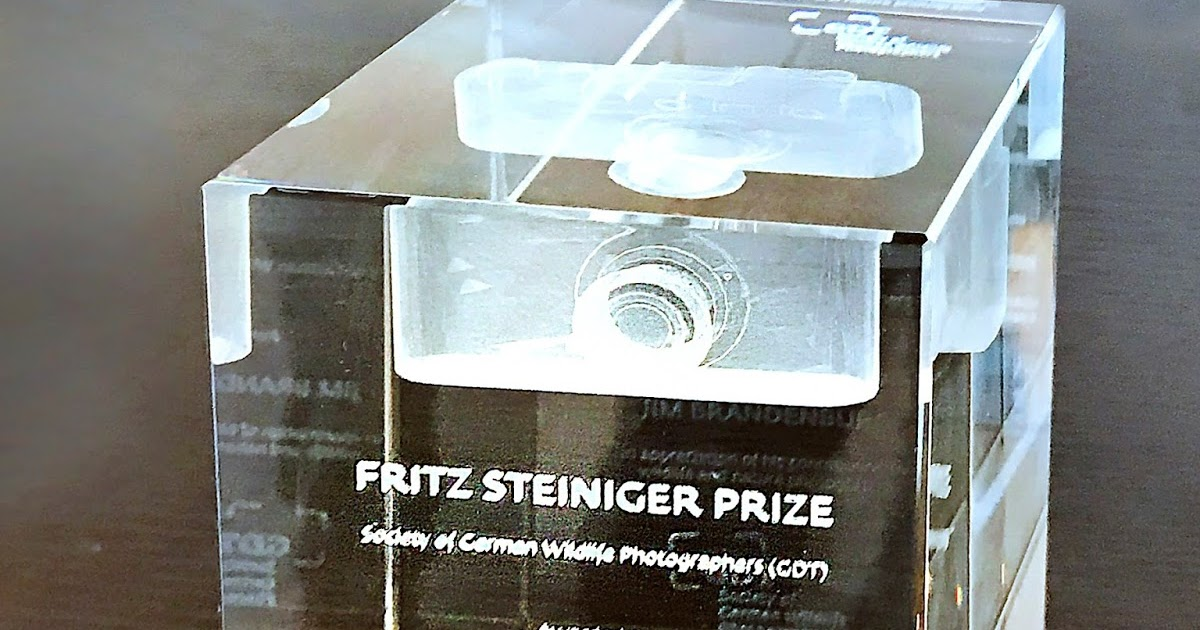 German Society of Nature Photographers (GDT) honors Jim Brandenburg with Fritz Steiniger Award