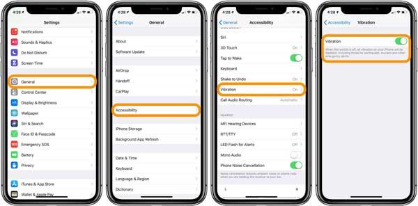 Cara Mengatur Sistem Getaran dan Umpan Balik Haptic di iPhone
