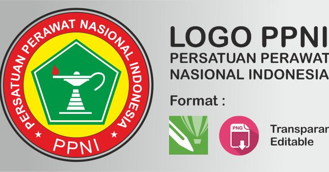 logo ppni persatuan perawat nasional indonesia coreldraw transparan garasibabeh logo ppni persatuan perawat nasional