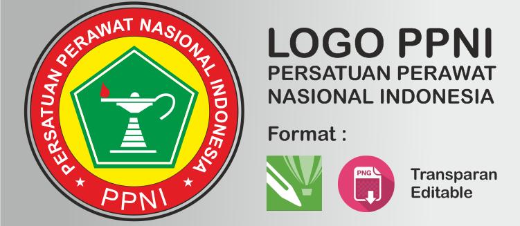 Logo PPNI Persatuan Perawat Nasional Indonesia Coreldraw Transparan