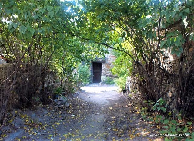 un paseo por Patones de Arriba