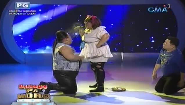 Bulaga Pa More, Petite and Bubsy Song Showdown