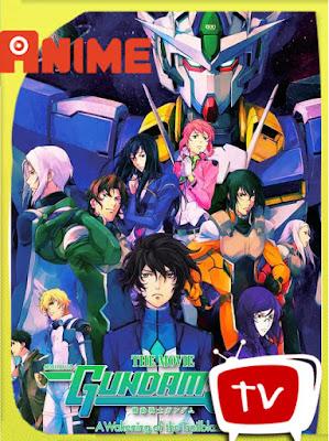 Mobile Suit Gundam 00 Movie: A wakening of the Trailblazer (2010) [720p] Subtitulado [GoogleDrive] [MasterAnime]