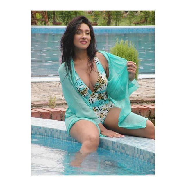 Rituparna Sengupta in Bikini
