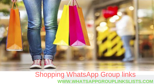 Join Shopping WhatsApp Group Links List