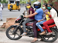 Changed bike seat rules, read new government rules otherwise