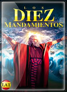 Los Diez Mandamientos (1956) DVDRIP LATINO