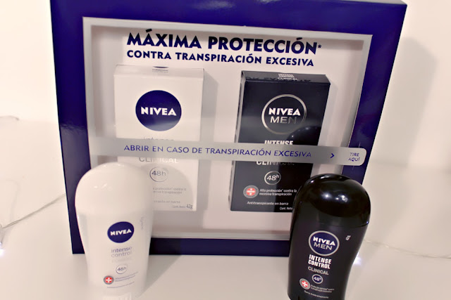 NIVEA INTENSE CONTROL CLINICAL