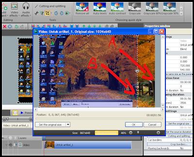 Cara Crop Video Dengan Menggunakan VSDC 4