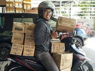 Alamat Agen AICE di Padang Pelayanan dan Distribusi