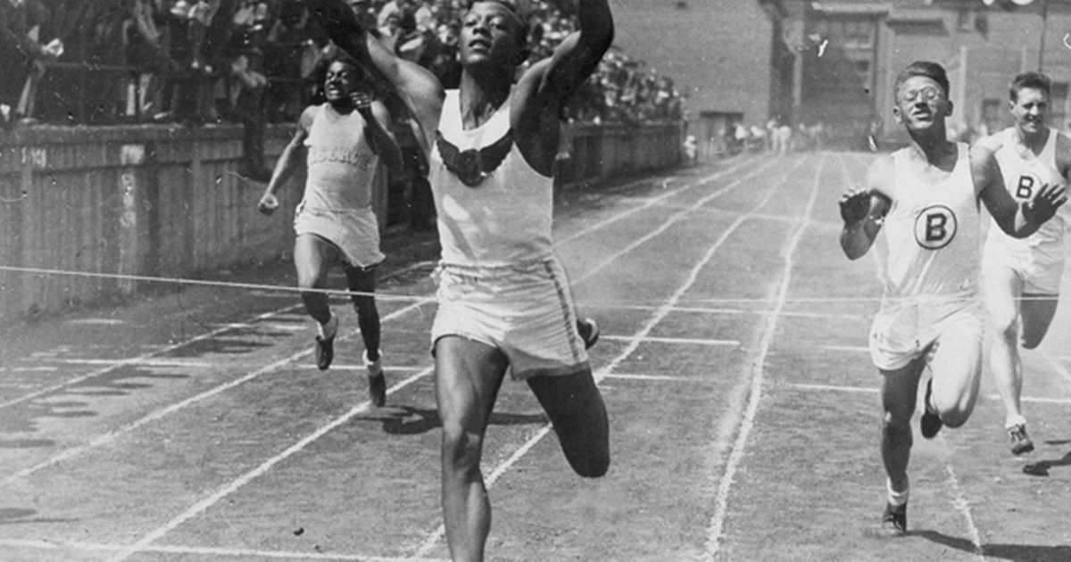 an overview of jesse owens athletic career and achievements Jesse owens olympics memories were recalled after his death, getting a street in berlin renamed for him in 1984 and there is a secondary school called jesse owens in berlin-lichtenberg.