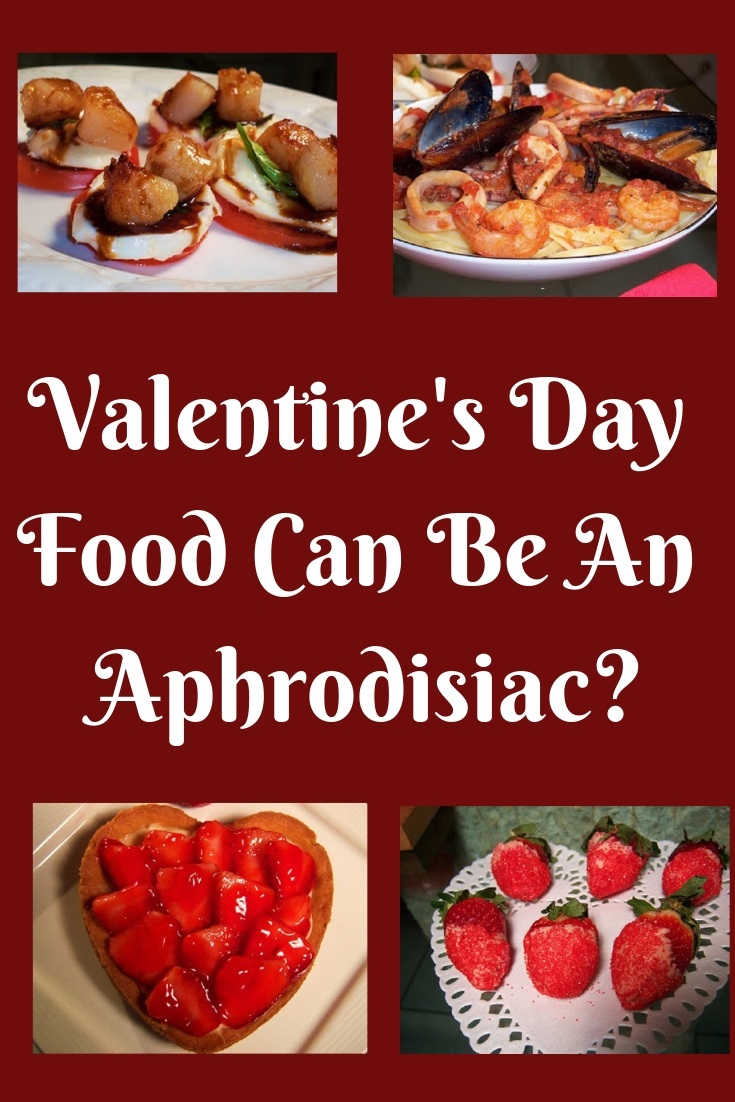 This is a round up of Valentine's Day Romantic Meals and Ideas with seafood and dessert
