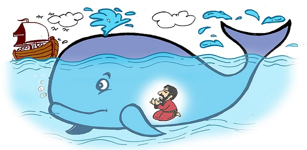 Pelajaran dari Yunus yang Ditelan Ikan Besar, Kisah Nabi Yunus, Ikan Besar, Bang Syaiha, http://bangsyaiha.com/