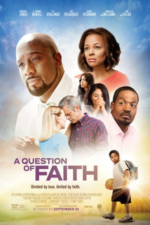 Poster A Question of Faith 2017