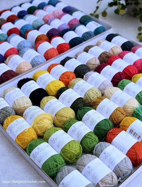 Scheepjes Metropolis yarn pack