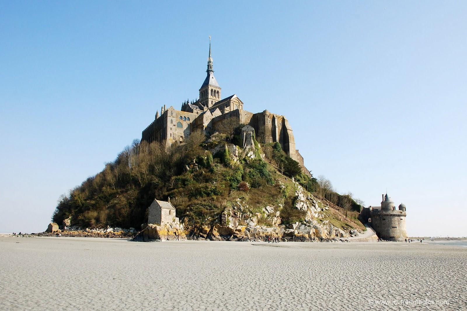 Mount Saint Michelle