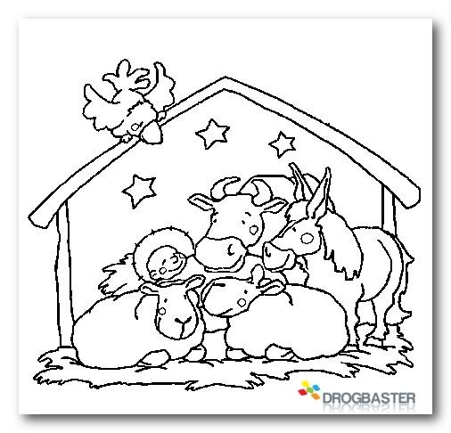 Diario di scuola e... non solo: Disegni natalizi da colorare