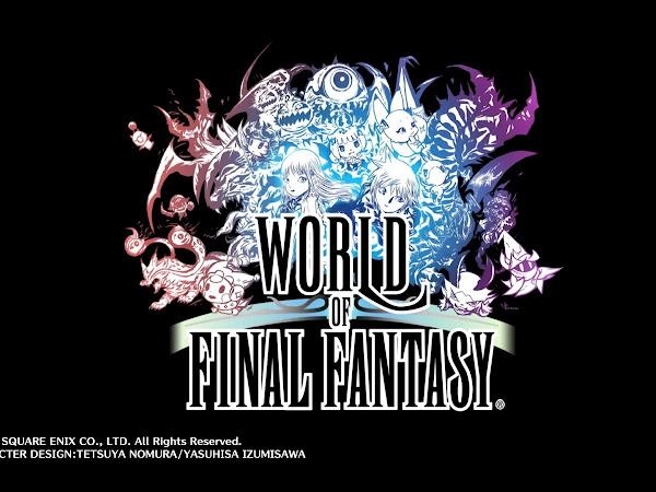 Final Fantasyn suloinen maailma