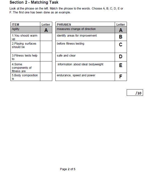 نموذج اجابة امتحان الرياضة للصف الثاني عشر الفصل الأول