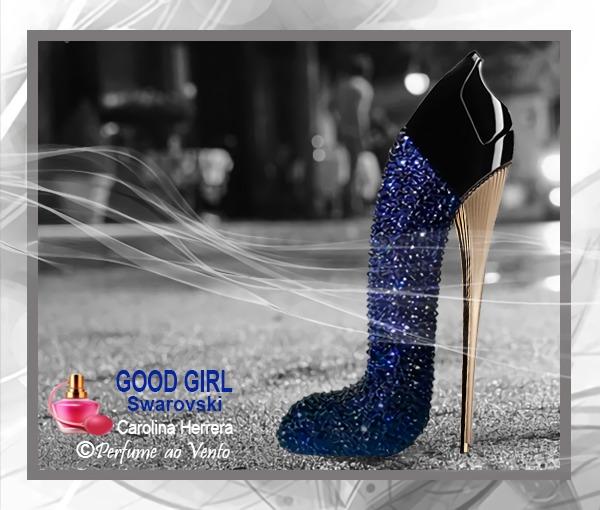 Good Girl - Carolina Herrera. O perfume Good Girl Swarovski, é uma edição  exclusiva e limitada com produção de ... 919ea62d32
