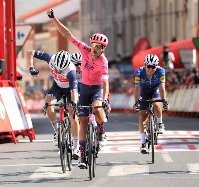 Vuelta a España 2021 - 19ª etapa clasificación
