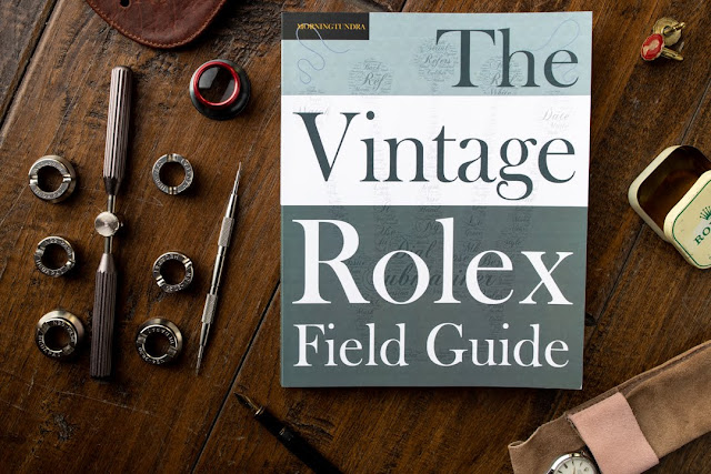 Vintage Rolex Field Guide Tool Set