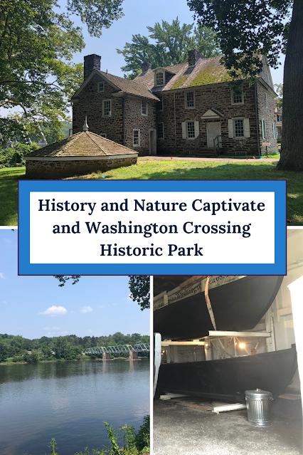 Wandering Through History at Washington Crossing Historic Park in Pennsylvania