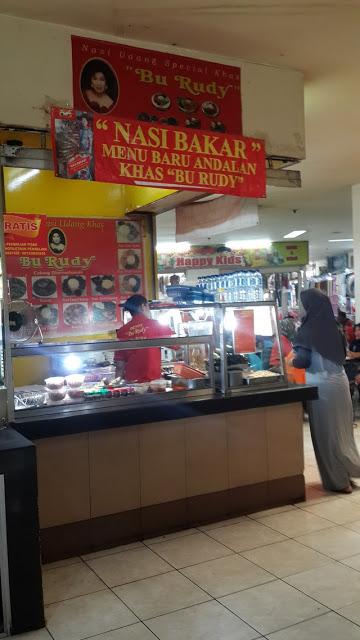 Gerai Bu Rudy di PGS Surabaya