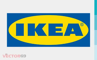 Logo Ikea - Download Vector File SVG (Scalable Vector Graphics)