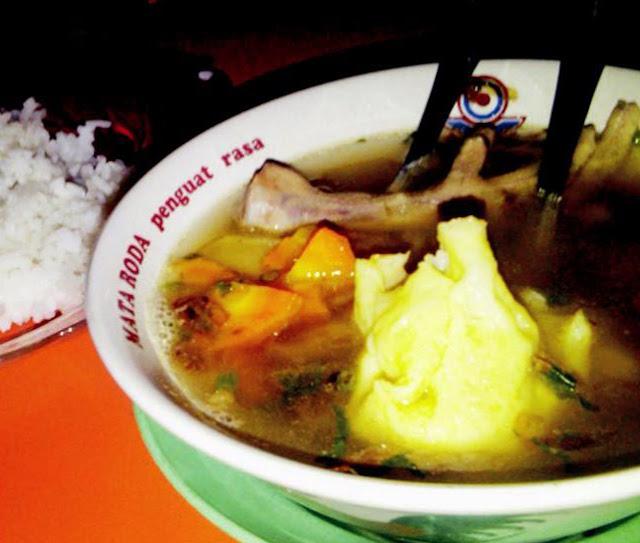 Sup Kembang