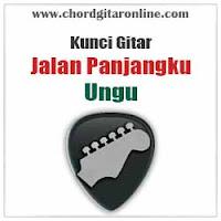 Chord Kunci Gitar Ungu Jalan Panjangku