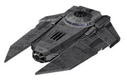 VT-49 DECIMATOR, Papercraft, rondipaper, starwars, xwing