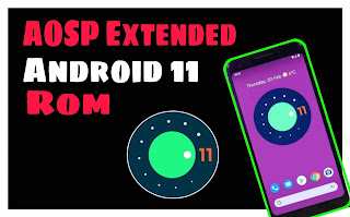 AOSP android 11 Rom - Full review Pros and Cons