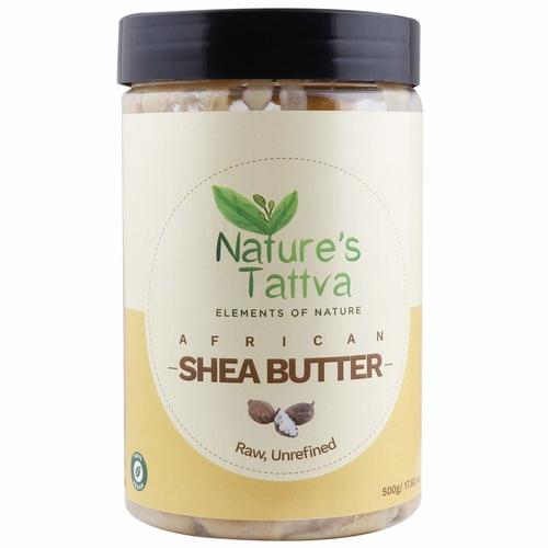 Nature's Tattva Organic Shea Butter for Hair