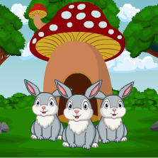 Games4Escape Bunny Kids R…