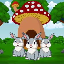 Play Games4Escape Bunny Kids R…