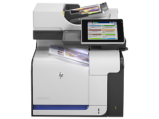 m575f HP LaserJet Enterprise 500 color MFP M575f Driver Download - Windows, Mac, Linux Technology