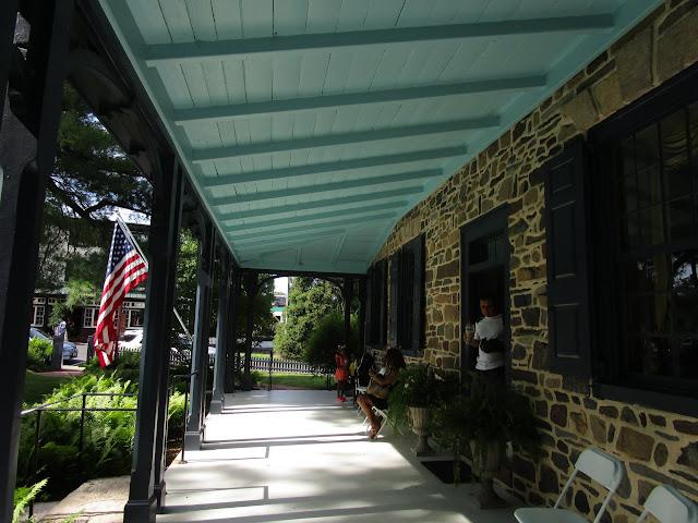 Особняк Перри, Нью Хоуп, Пенсильвания (Parry Mansion, New Hope, PA)