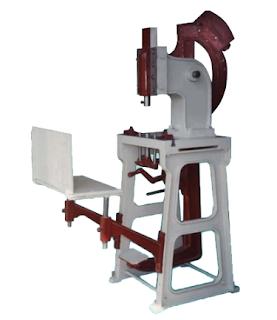 Soap Stamping machine kvptalk