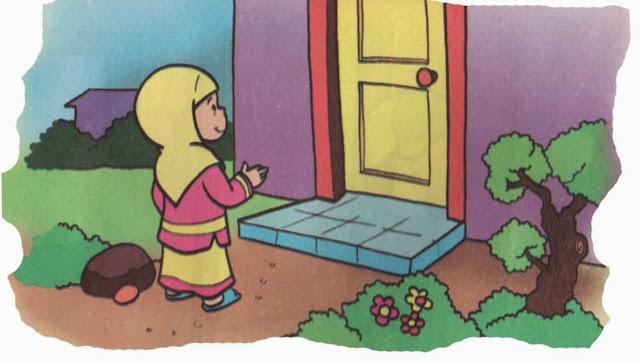 Dianjurkan Salam Ketika Masuk Rumah, Bagaimana Jika Tidak Ada Penghuninya?