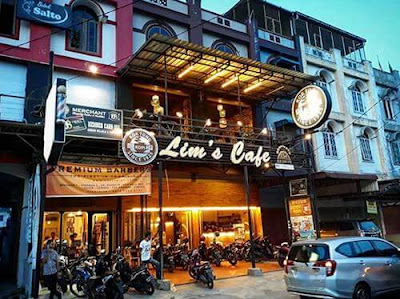 cafe di binjai