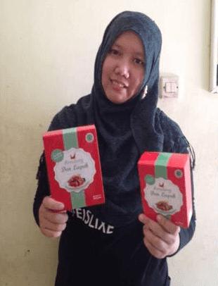 Jualan Rendang Jengkol Ramadhan Makin Menguntungkan