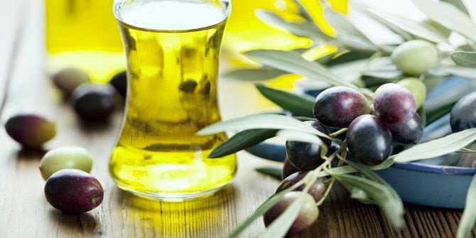 Six Great Benefits In Olive Fruit