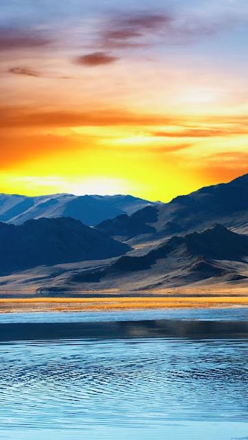 Hình nền điện thoại phong cảnh tuyệt đẹp về thiên nhiên