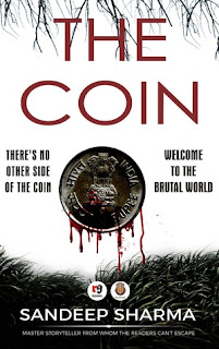 The Coin by Sandeep Sharma #BookReview Never Make A Plan #Books author_sandeep
