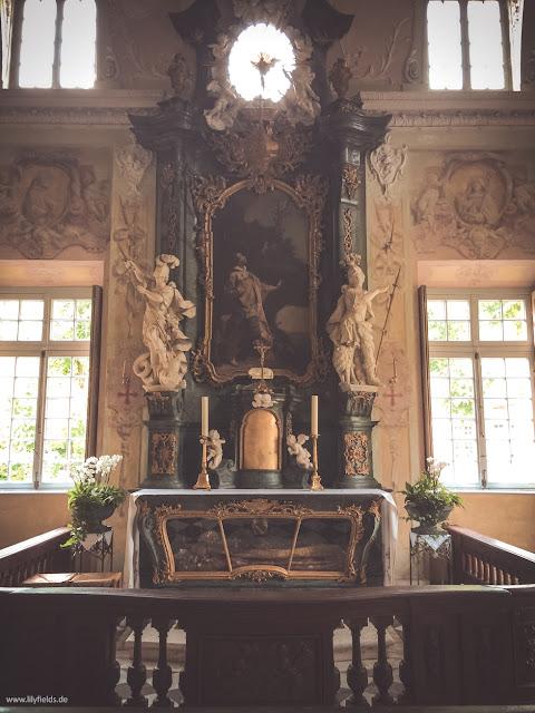 Schlosskapelle -  Schloss Clemenswerth
