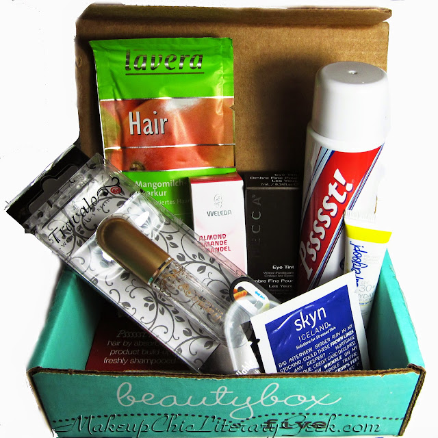Beauty Box 5 subscription
