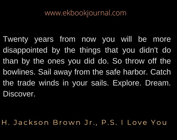 H Jackson Brown Jr Quote | Life Quotes