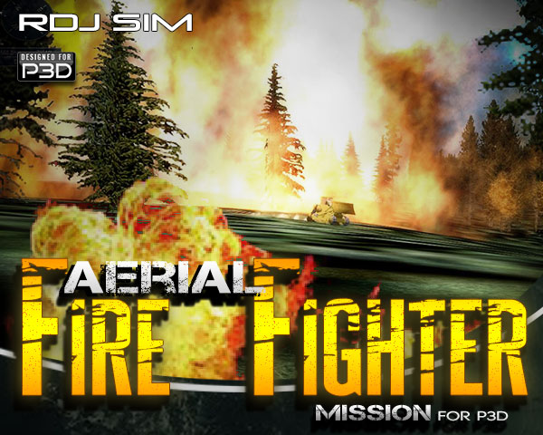 AERIAL FIRE FIGHTER Cover Photo